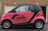 girlie-smart-car