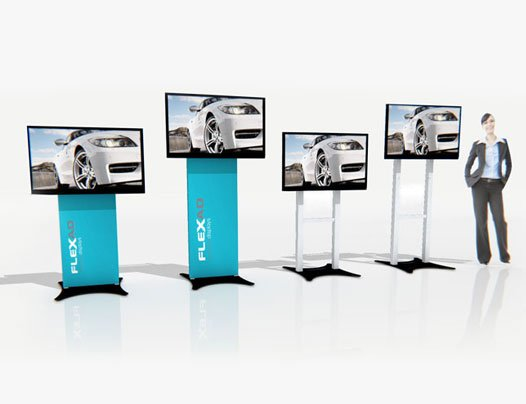 Exhibition Stand Tv : M inflatable marquee tenji concepts