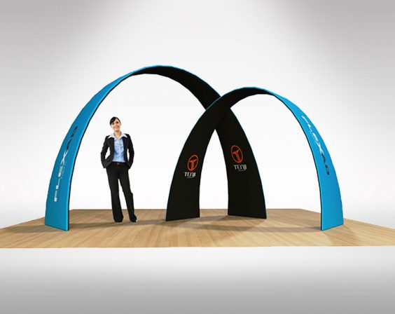 Freestanding Expo Archway